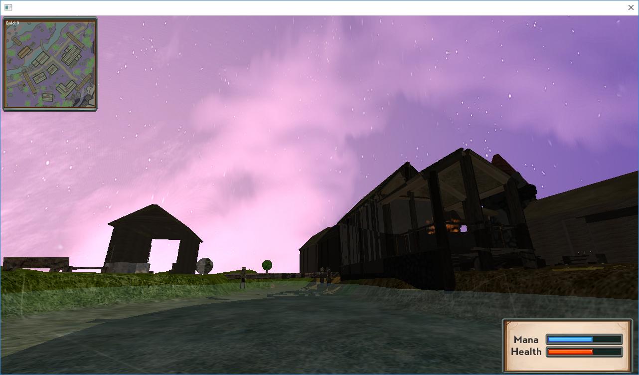C++ DX9/OpenGL Graphics Engine - Jack Rogerson